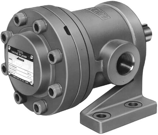 Fixed Displacement-Single, Double Combination Vane Pumps (50T, 150T, 250F Series)