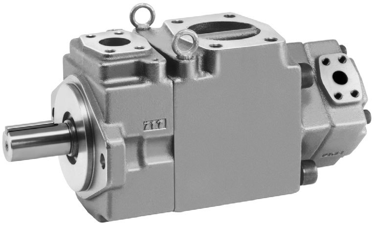 PV2R24A/34A Series Fixed Displacement Double Vane Pumps