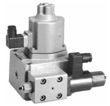 40Ω – 10Ω Series Flow Control and Relief Valves (EFBG-03/06/10-17)