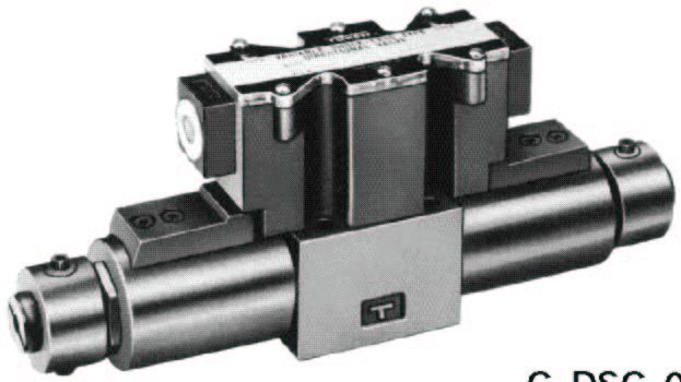G-DSG Series Shockless Directional Valves
