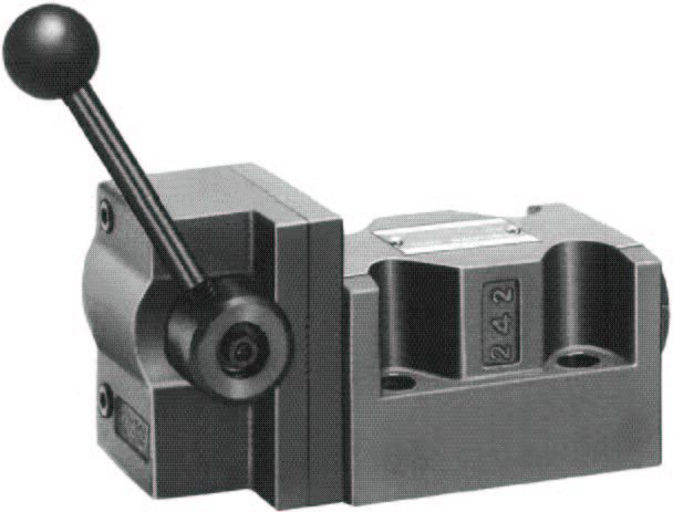 DMT – DMG Series Manually Operated