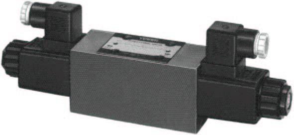 DSLG Series Solenoid Poppet Type