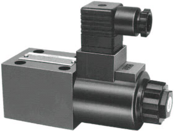 DSPC – DSPG Series Shut-Off Solenoid Operated