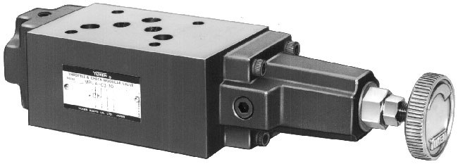 03 Series Modular Valves