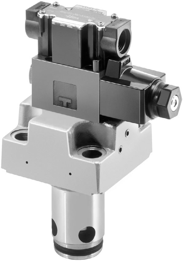 Solenoid Operated Directional Control Logic Valve (LDS)