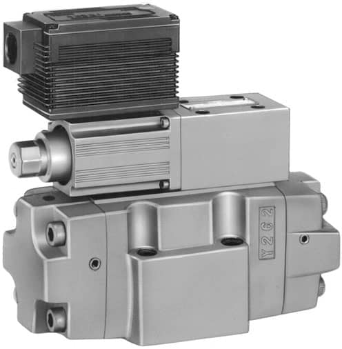 Proportional Relieving and Reducing Valves (EHRBG)