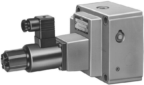 10Ω Series Flow Control and Check Valves (EF(C)G-03/06-51)