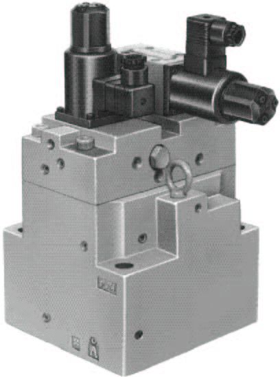 High Flow – Flow Control and Relief Valves (EFBG-03-250/06-500/10-1000-51)