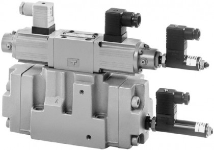 Two Stage Directional & Flow Control Valves (ELDFHG)