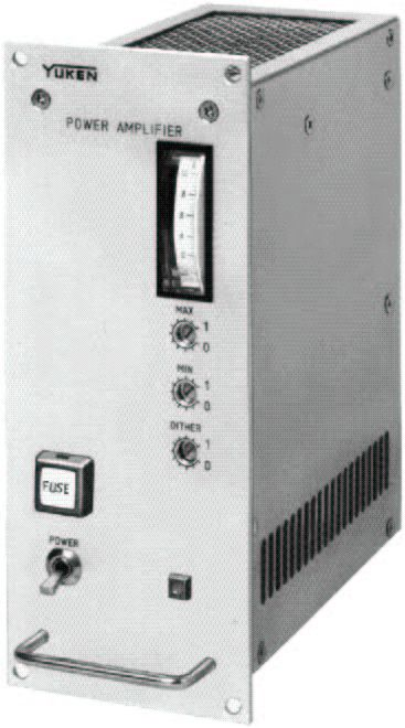 Power Amplifiers For 10Ω Control Valves (AME-D, SK1022-A, SK1015)