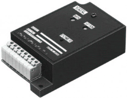 Compact Power Amplifiers For 10Ω Control Valves (AMN-D-10)