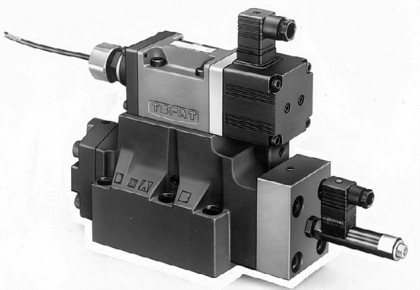 Two-Stage Linear Servo Valves (LSVHG-04/06-10)