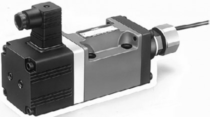 Direct Type Linear Servo Valves (LSVG)