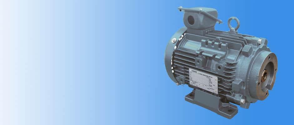 M-Series Electric Motors