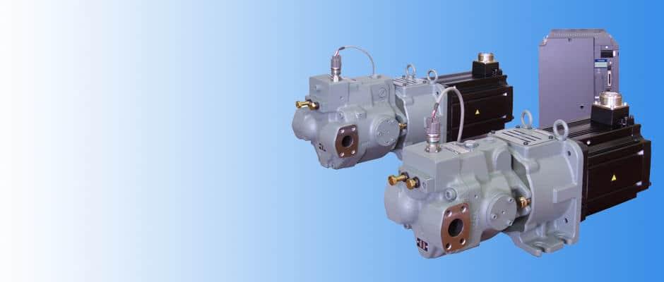 ASR Series AC Servo Motor Driven Pumps