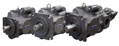 """A3HG"" Series High Pressure Variable Displacement Piston Pumps"