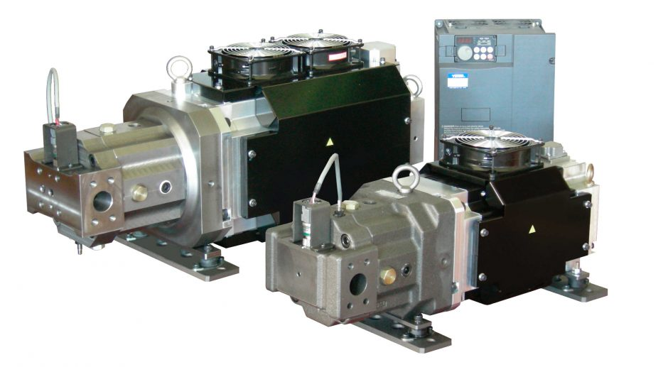 """ASE"" Series AC Servo Motor Driven Pumps"