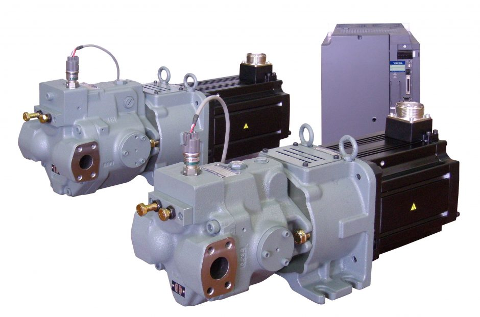 """ASR"" Series AC Servo Motor Driven Pumps"