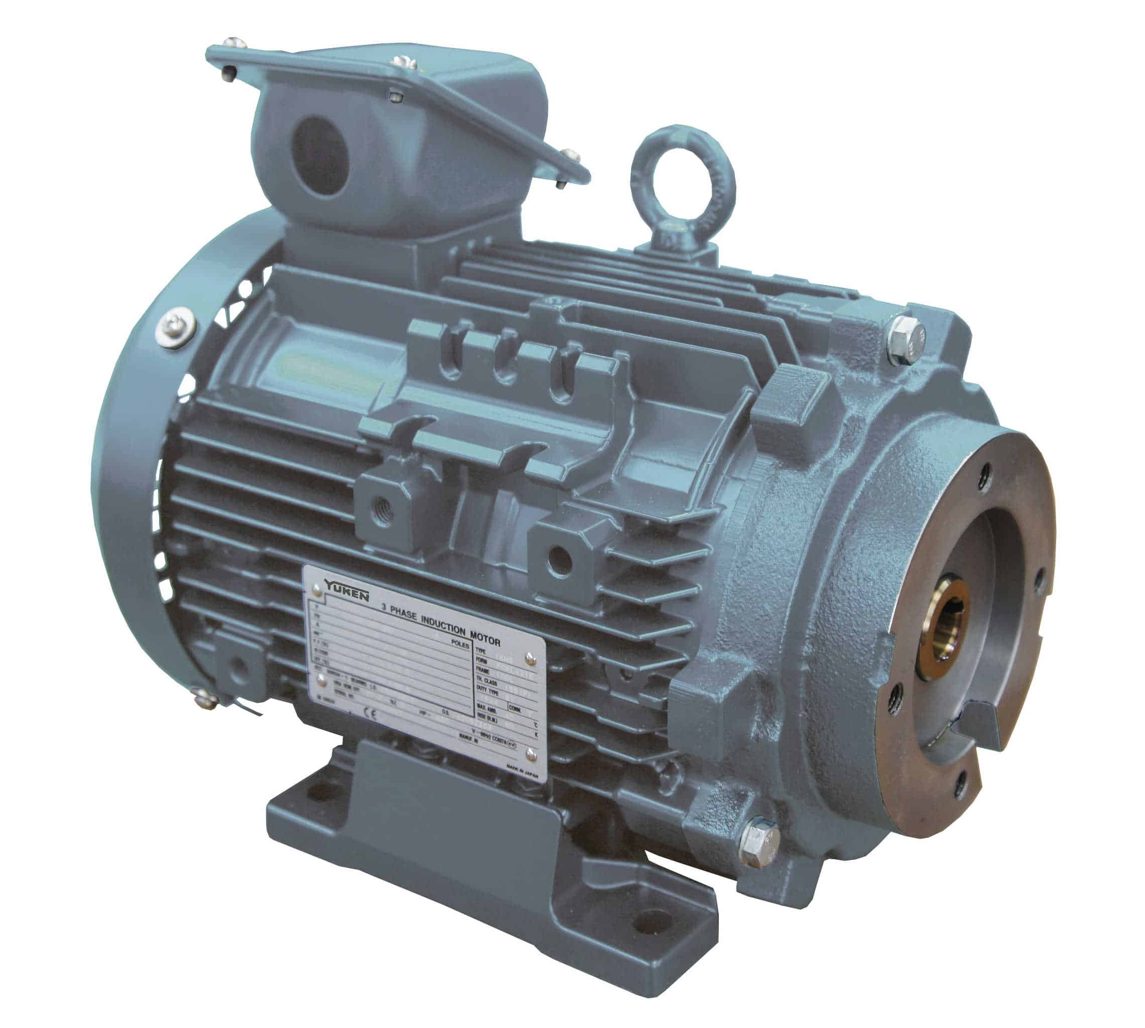 Integrated Construction Of Variable Displacement Piston Pump And Electric Motor Innovated Compact Size Lower Noise System