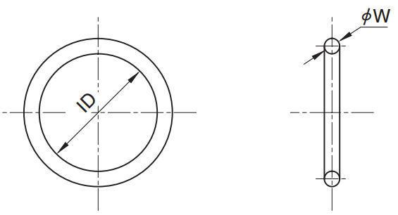 O-ring Sizes