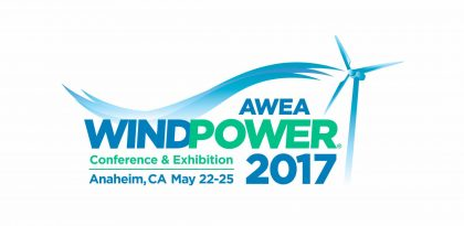 Join us at WINDPOWER 2017 in Anaheim, CA – May 22-25