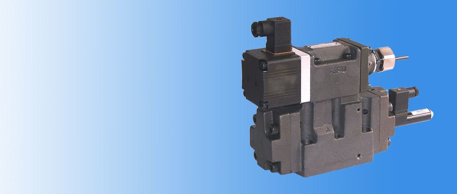 High Speed Linear Servo Valves