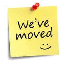 Relocation Announcement